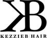 KezzieB Hair Logo