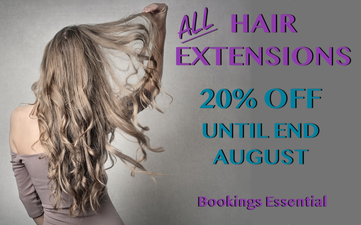 Hair Extensions Special July 2020